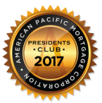 2017 APM President's Club Seal